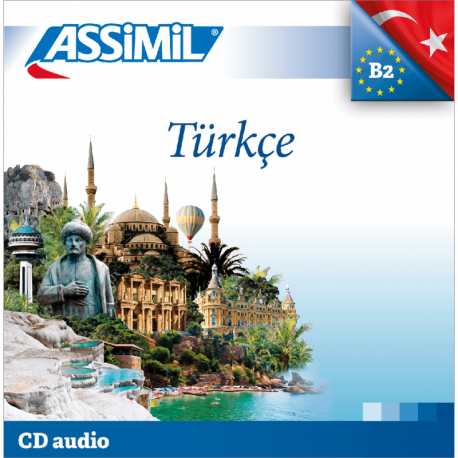Türkçe (Turkish audio CD)