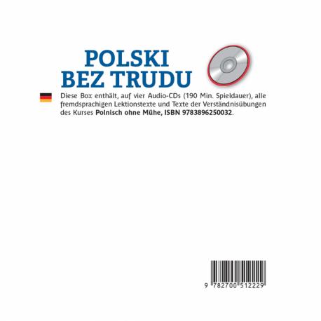 Polski bez Trudu (Polish audio CD)