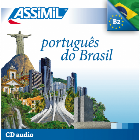 Português do Brasil (CD audio Brésilien)
