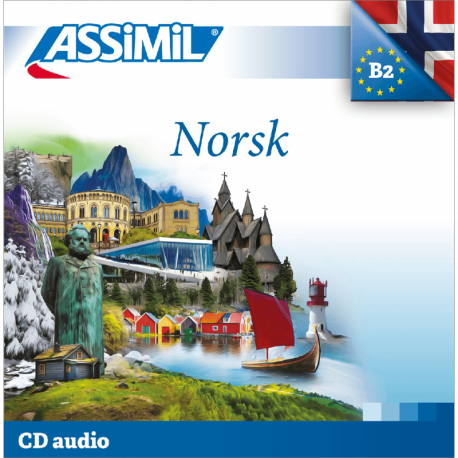 Norsk (Norwegian audio CD)