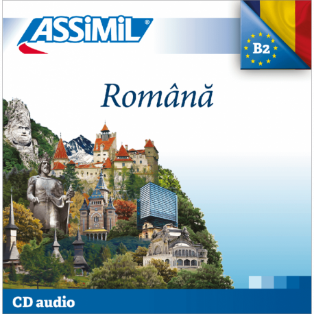 Română (CD audio Roumain)