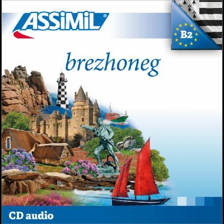 Brezhoneg (Breton audio CD)