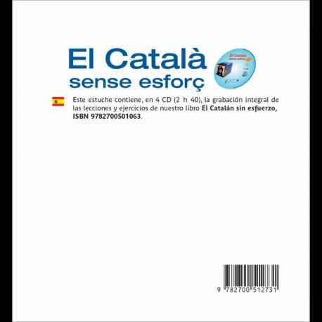 El Català sense esforç (Catalan audio CD)