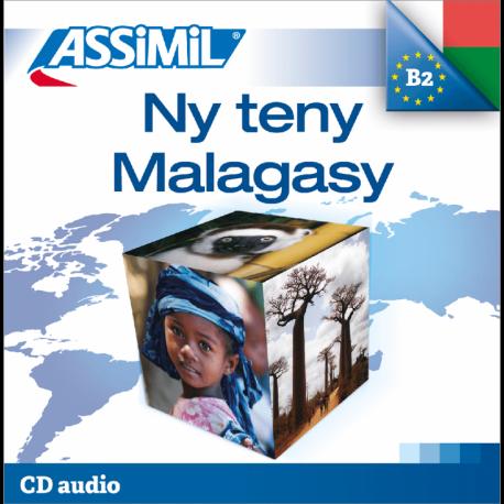 Ny teny Malagasy (Malagasy audio CD)