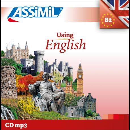 Using English (CD mp3 Anglais)