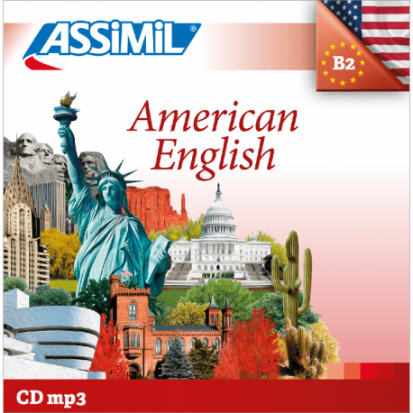 American English (American English mp3 CD)