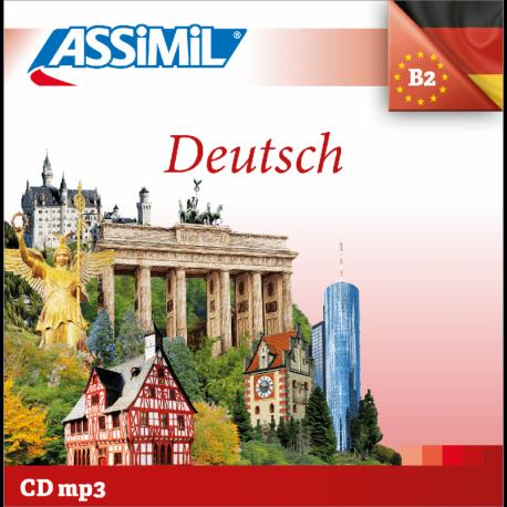 Deutsch ohne Mühe heute (CD mp3 Allemand)