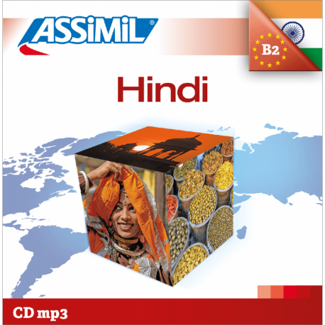 Hindi (CD mp3 Hindi)