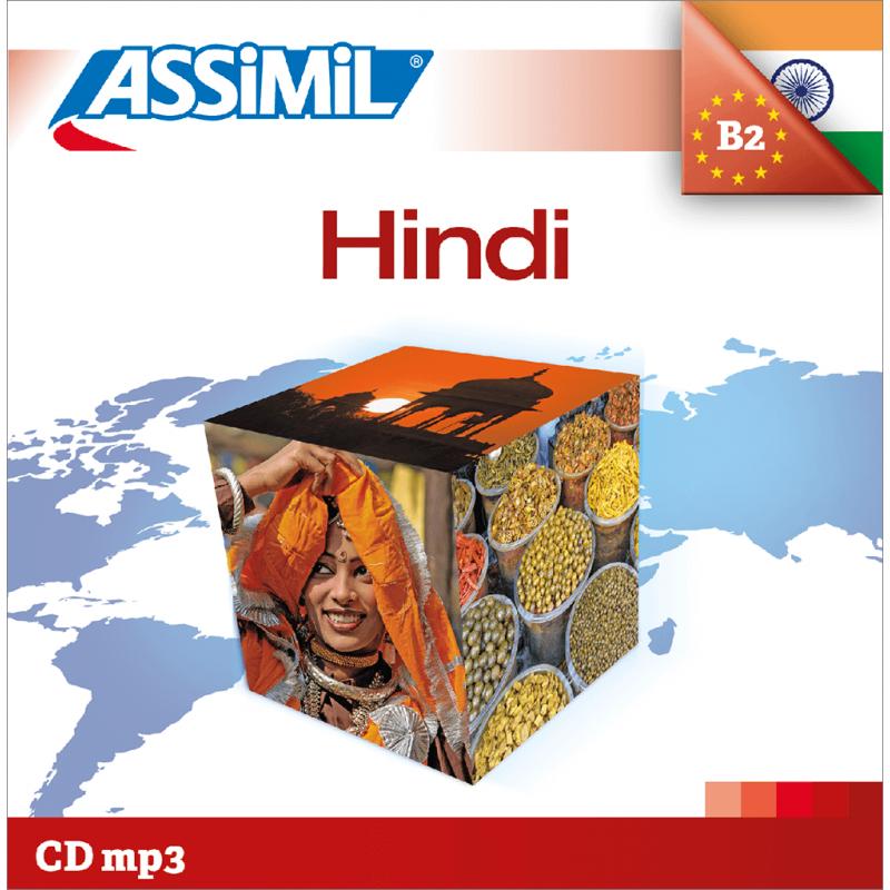 Hindi (Hindi mp3 CD) - assimil.com