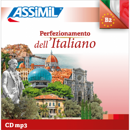 Perfezionamento dell'italiano (Using Italian mp3 CD)