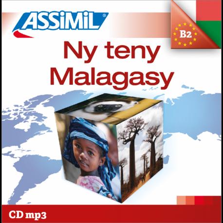 Ny teny Malagasy (Malagasy mp3 CD)
