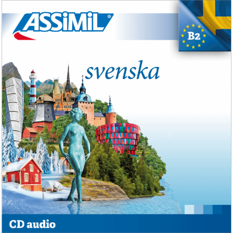 Svenska (CD audio sueco)