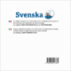 Svenska (CD audio Suédois)