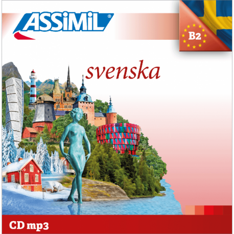 Svenska (CD mp3 sueco)