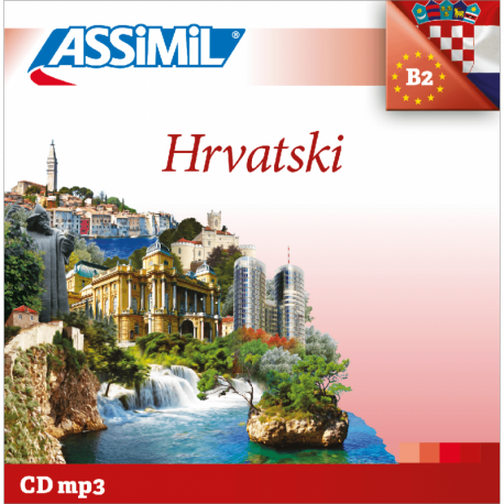 Hrvatski (CD mp3 Croate)