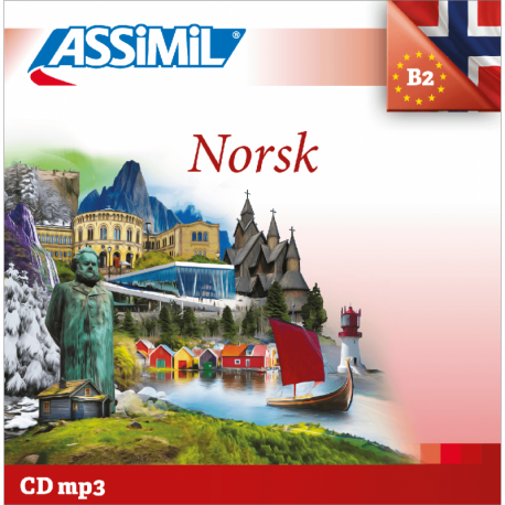 Norsk (Norwegian mp3 CD)