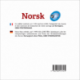 Norsk (Norwegian mp3 CD)