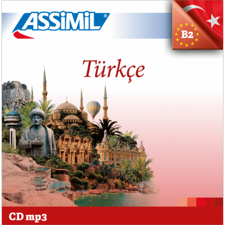 Türkçe (Turkish mp3 CD)