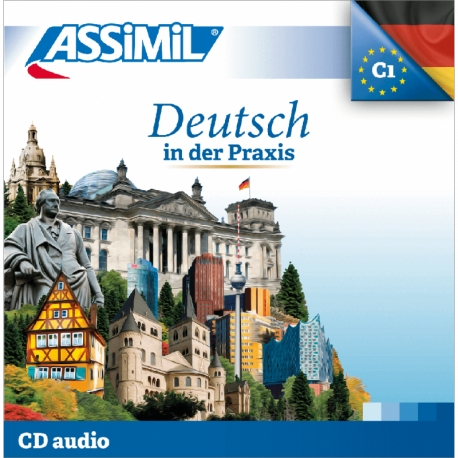 Deutsch in der Praxis (German audio CD)