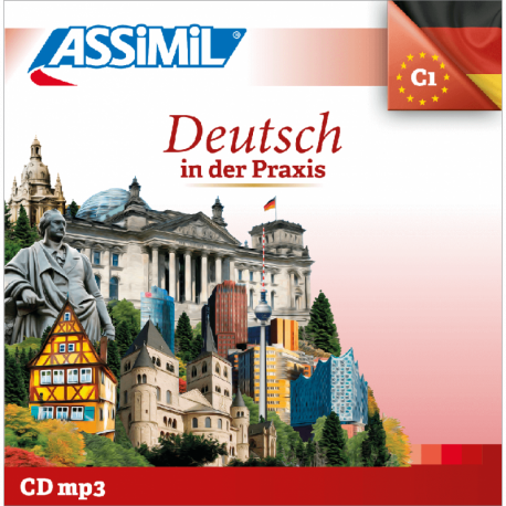 Deutsch in der Praxis (CD mp3 Allemand)