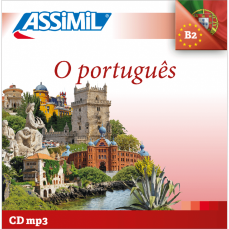 O português (Portuguese mp3 CD)
