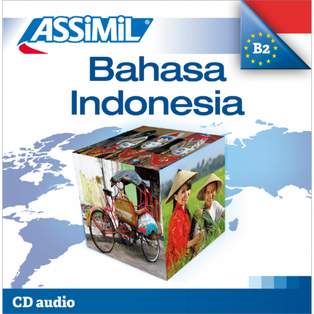 Bahasa Indonesia (Indonesian audio CD)