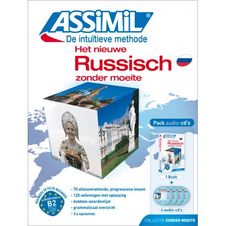 Het nieuwe Russisch zonder moeite (audio CD pack)