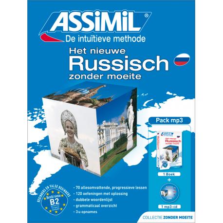 Het nieuwe Russisch zonder moeite (mp3 pack)