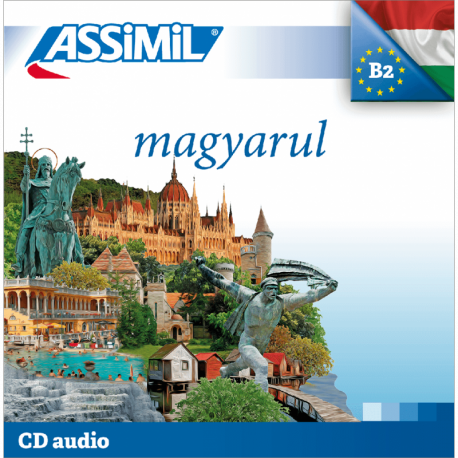 Magyarul (CD audio Hongrois)