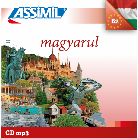 Magyarul (Hungarian mp3 CD)