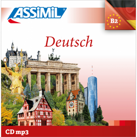 Deutsch (German mp3 CD)