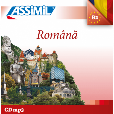 Română (CD mp3 Roumain)