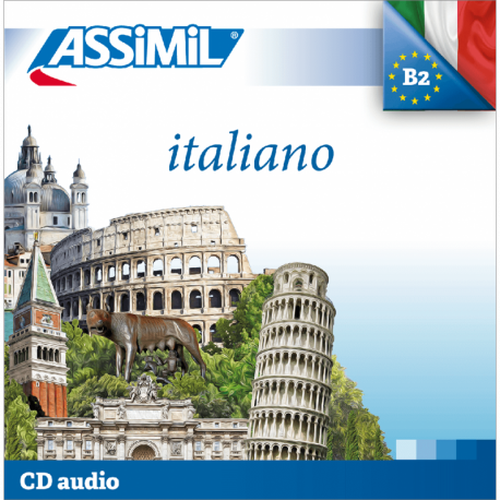 Italiano (Italian audio CD)