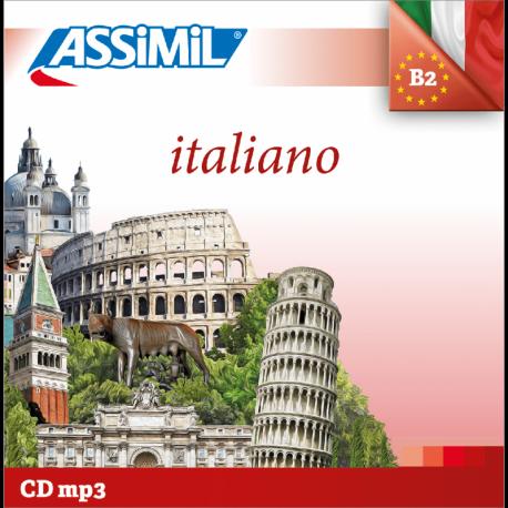 Italiano (Italian mp3 CD)