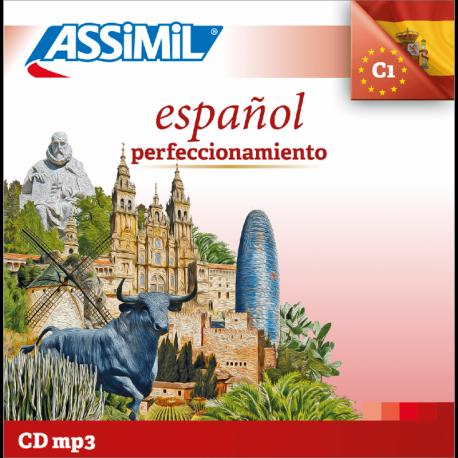 Español perfeccionamiento (Using Spanish mp3 CD)