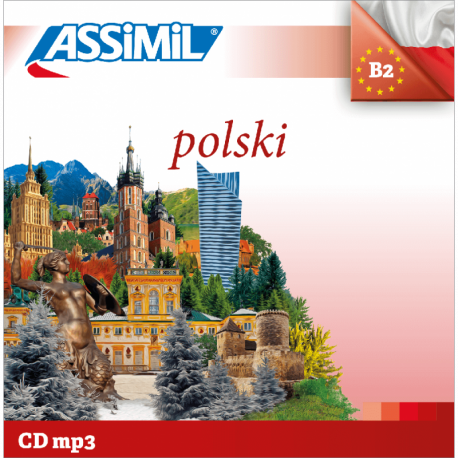 Polski (Polish mp3 CD)