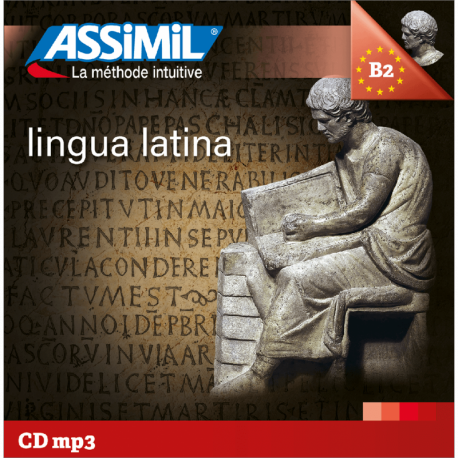 lingua latina (Latin mp3 CD)