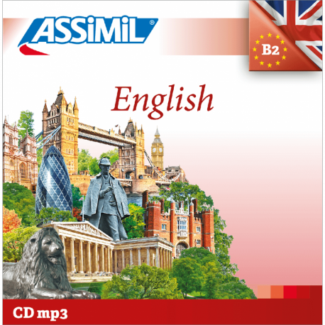 English (CD mp3 Anglais)