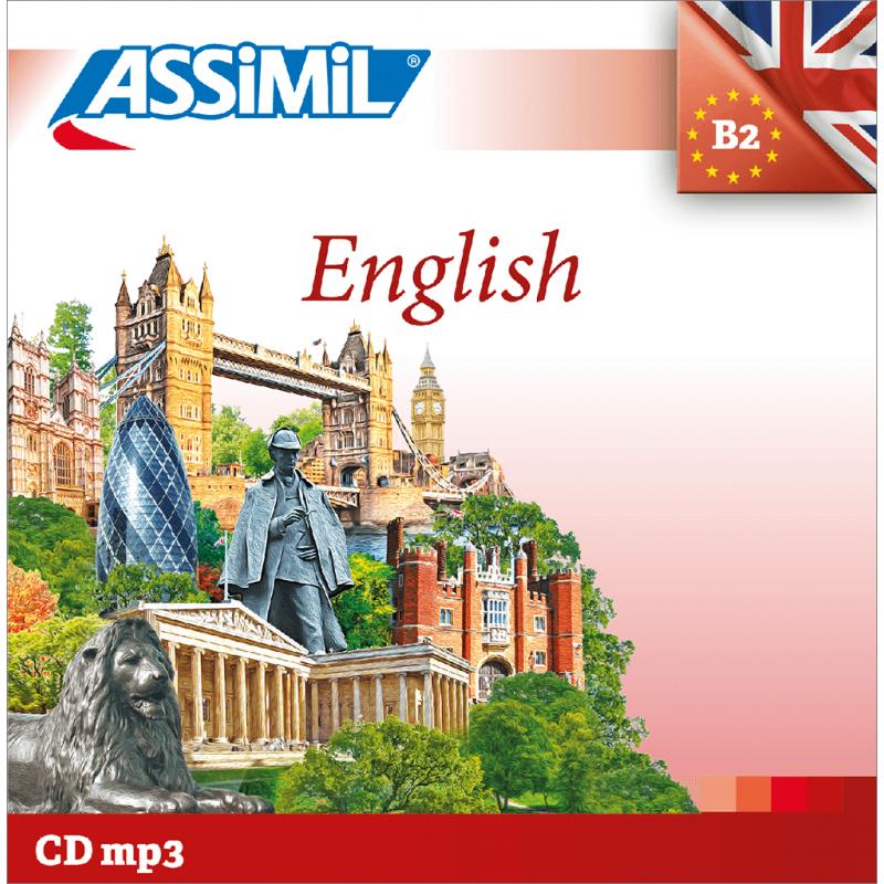 English (English mp3 CD) - assimil.com