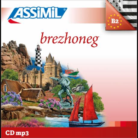 Brezhoneg (Breton mp3 CD)
