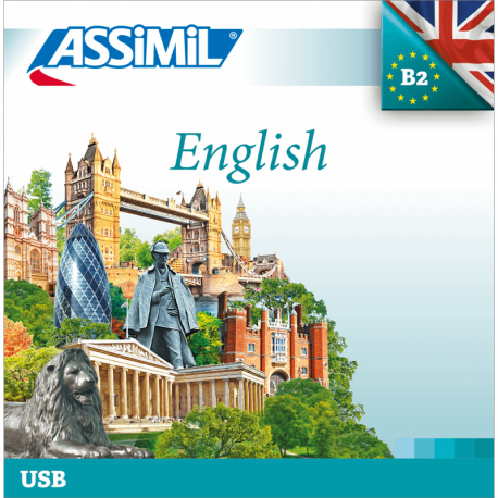 English (English mp3 USB)