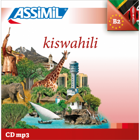Kiswahili (CD audio Swahili)