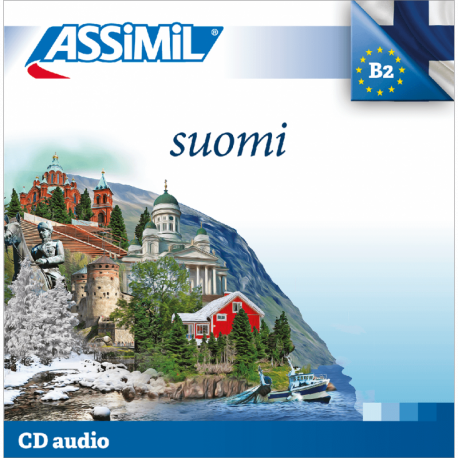 Suomi (Finnish audio CD)