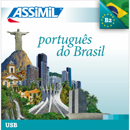 Português do Brasil (USB mp3 Brésilien)