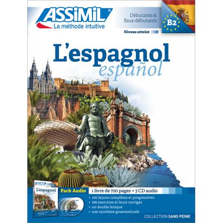 L'espagnol (pack CD audio)