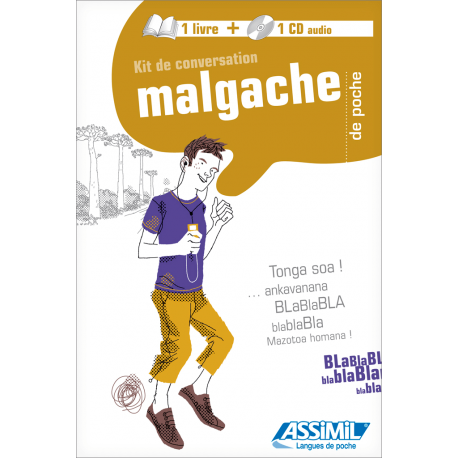 Malgache de poche (1 book + 1 audio CD)