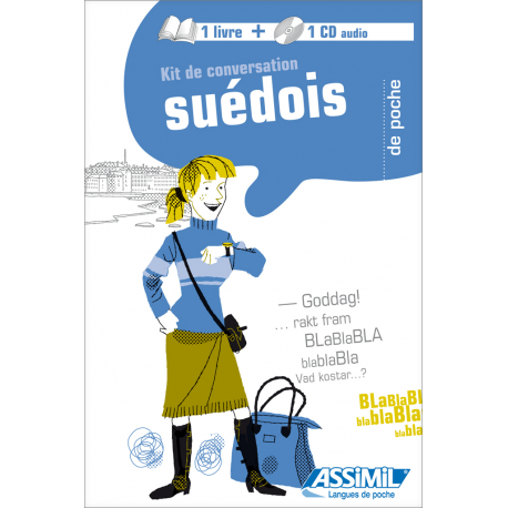Suédois de poche (1 libro + 1 CD audio)