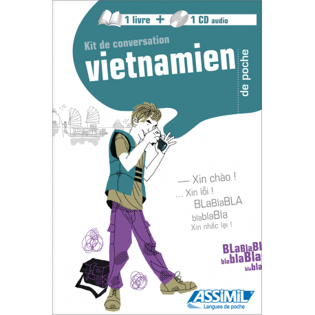 Vietnamien de poche (1 livre + 1 CD audio)