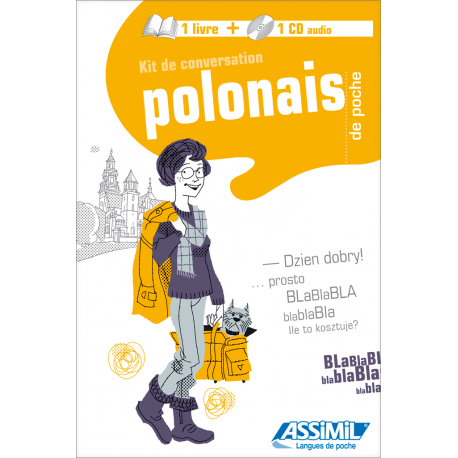 Polonais de poche (1 libro + 1 CD audio)