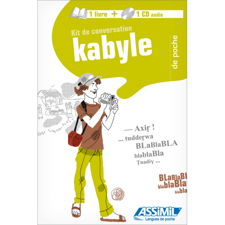 Kabyle de poche (1 libro + 1 CD audio)